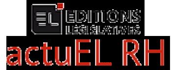 Logo actuEL RH