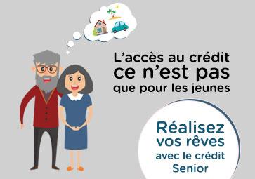Comment obtenir un crédit lorsqu'on est un senior à la retraite