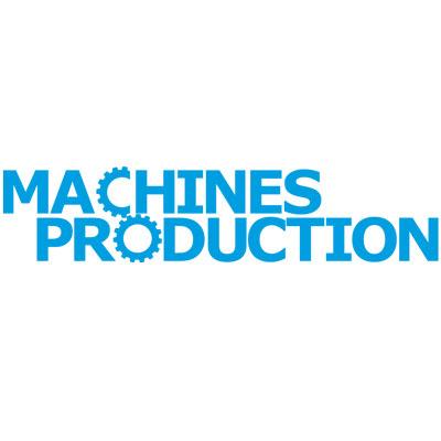 logo machine production