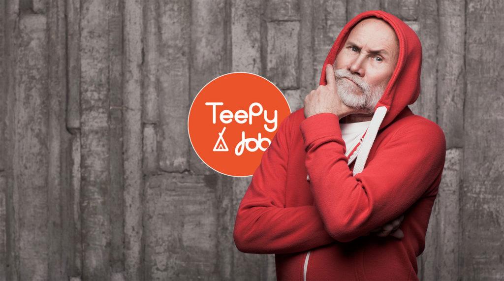 A propos de TeePy Job